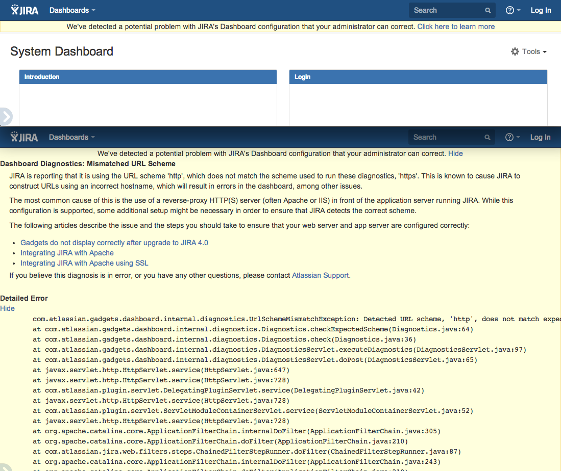 Nginx as a secure front to JIRA and Confluence under the Atlassian
